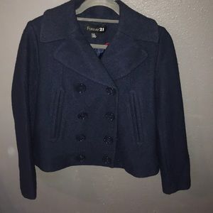 Blue jacket 🧥